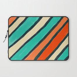 Coloured Stripes Laptop Sleeve