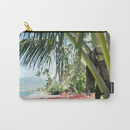 Aloha Sugar Beach Carry-All Pouch