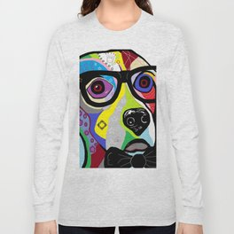 Sophisticated Beagle Long Sleeve T-shirt