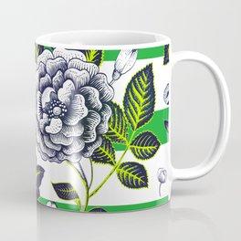 Modern Vintage Florals Coffee Mug