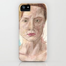 Brienne the Beauty iPhone Case