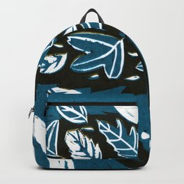 Hedgehog - Petrol Blue Palette Backpack