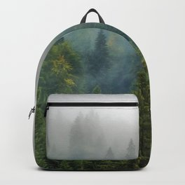 Misty Forest Beauty Backpack