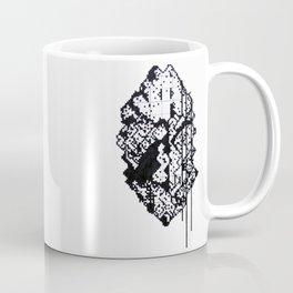 The Grid II Coffee Mug