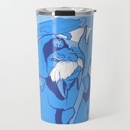 Ocean Uprising Travel Mug