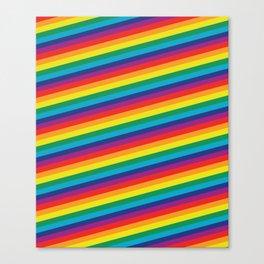 HD Rainbow Canvas Print