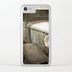 Loved that Old Truck Clear iPhone Case
