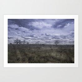 Prairie Dreams Art Print