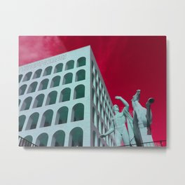 From Italy With Love_02 Metal Print