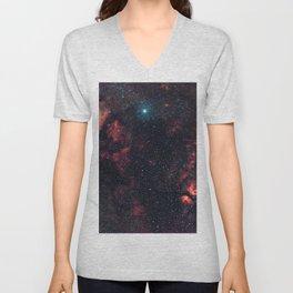 Cygnus Constellation Unisex V-Neck