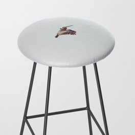 Solo Flight Bar Stool