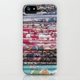 Rainbow Liberty Love iPhone Case