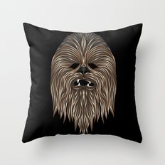 Star . Wars - Chewbacca Throw Pillow