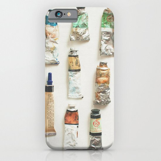 Oils iPhone & iPod Case