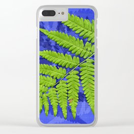 From the forest Clear iPhone Case