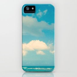 Loquillo Beach iPhone Case