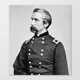 Joshua Lawrence Chamberlain - Civil War Canvas Print