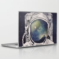 Laptop Skins featuring Dreaming Of Space by Tracie Andrews