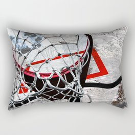 takumi park basketball artwork vs 130 Rectangular Pillow