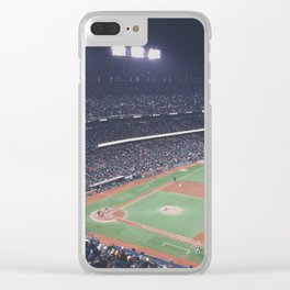 AT&T Park Clear iPhone Case