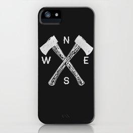 Compass 2 iPhone Case