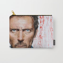 Hugh Laurie, House Carry-All Pouch