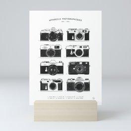 Collections - Appareil Photographiques Mini Art Print