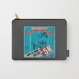 Race for the Cure: Run, Save Yourself Carry-All Pouch