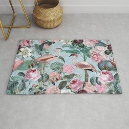 Flamingo Paradise Rug