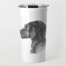 Field trail cocker spaniel Travel Mug