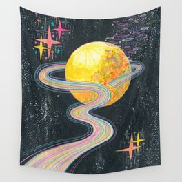 To unwind Wall Tapestry