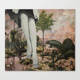 EXTINCTION || Canvas Print