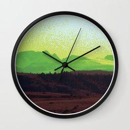 High Plains Drifter Wall Clock