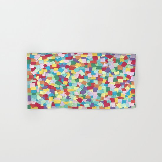 Mosaic 1 Hand & Bath Towel