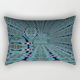 Balls from a beautiful ceiling 1 Rectangular Pillow