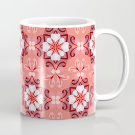 Abstract flower 7 Coffee Mug