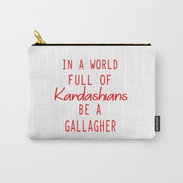 kardashians Carry-All Pouch