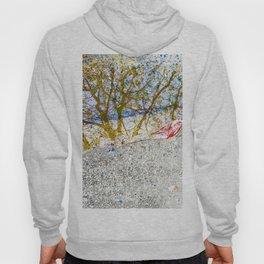 Aqua Metallic Series Forest Hoody