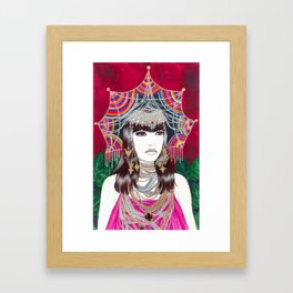 Amazona Framed Art Print