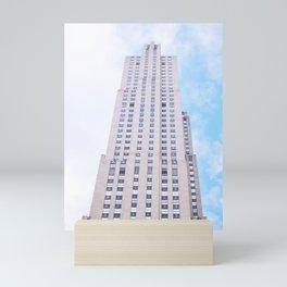 151. Rockfeller, New York Mini Art Print