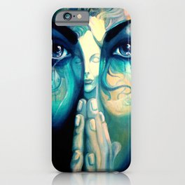 The dreams in which I'm dyin iPhone Case