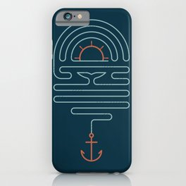 The Tale of the Whale iPhone Case