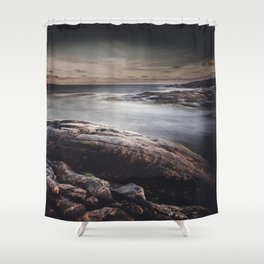 We are colliders Shower Curtain