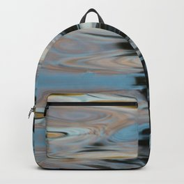 Abstract Water Surface Backpack