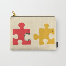 Puzzle Monster Carry-All Pouch