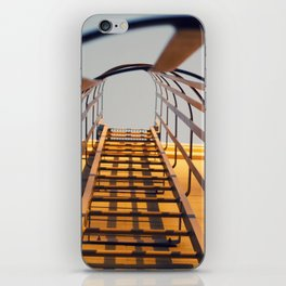 up (and away o30.) iPhone Skin