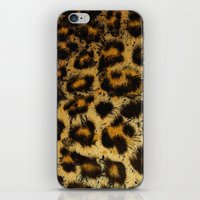 cheetah iPhone & iPod Skins featuring Cheetah by Some_Designs