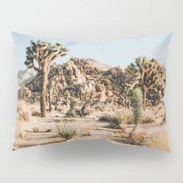 Shapes and Sizes- Joshua Tree Pillow Sham