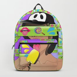 How Many Licks? Backpack