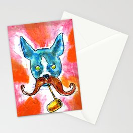 Macho Moston Merrier Stationery Cards